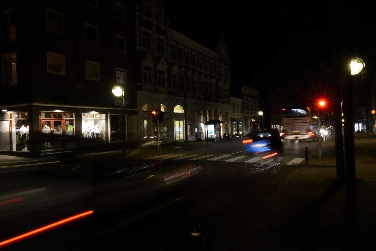 Trafik i Skanderborg