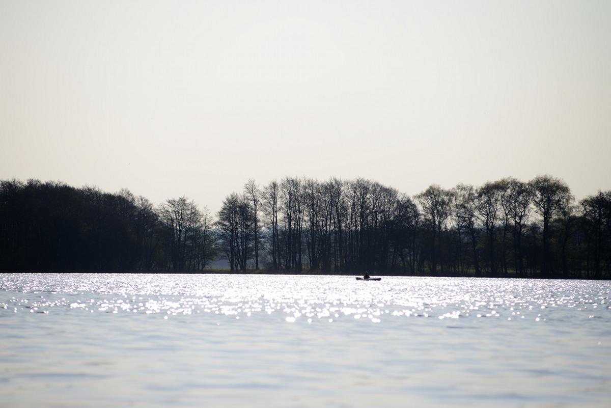 Homo Erectus i båd