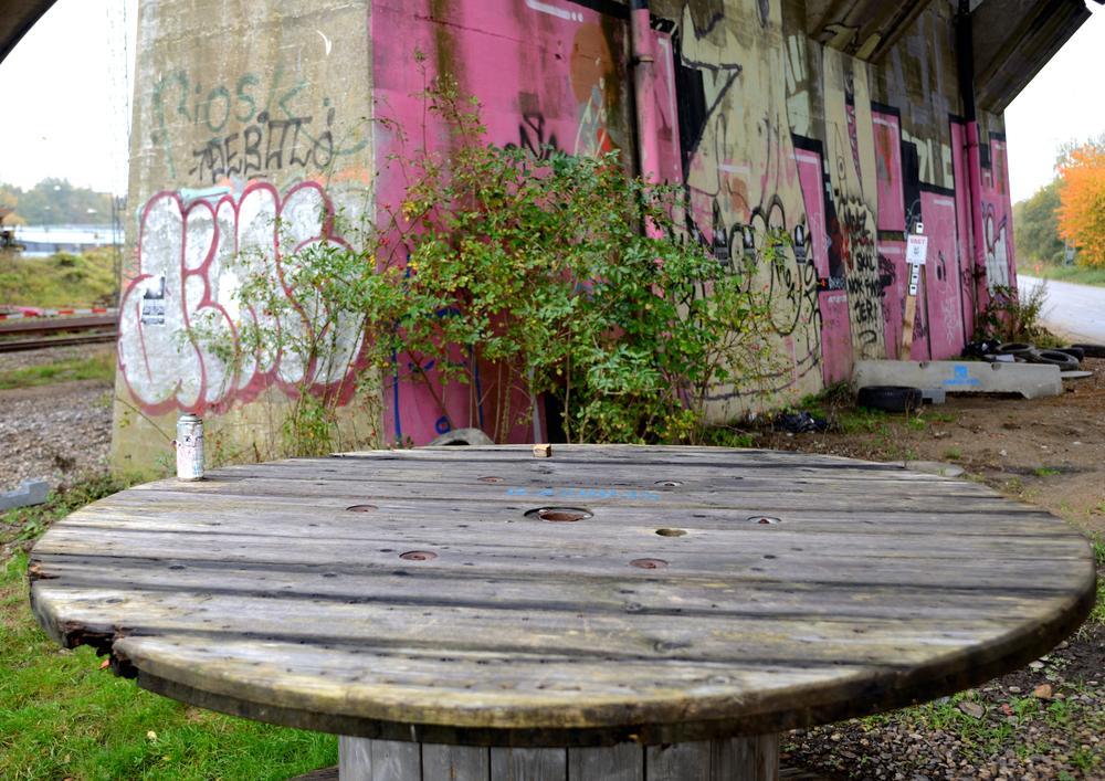 Grafittirester