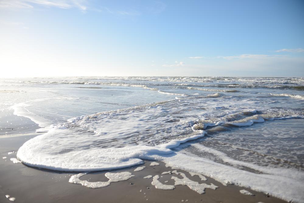 Bølger og skum