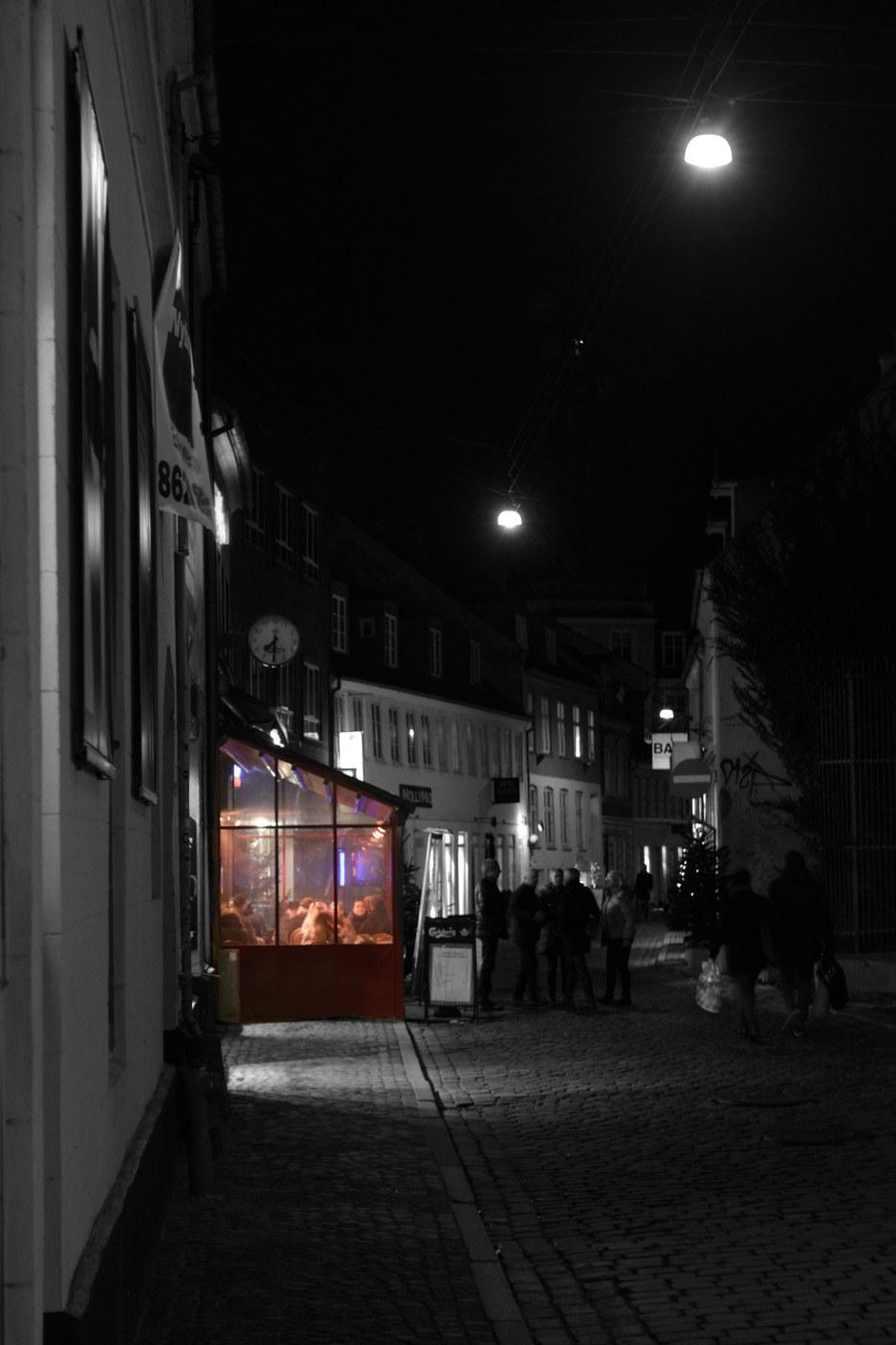 Caféhygge i Aarhus
