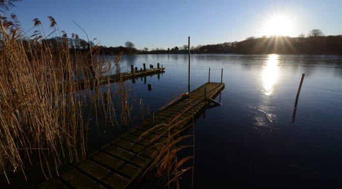 Første tur om søerne i Skanderborg 2018