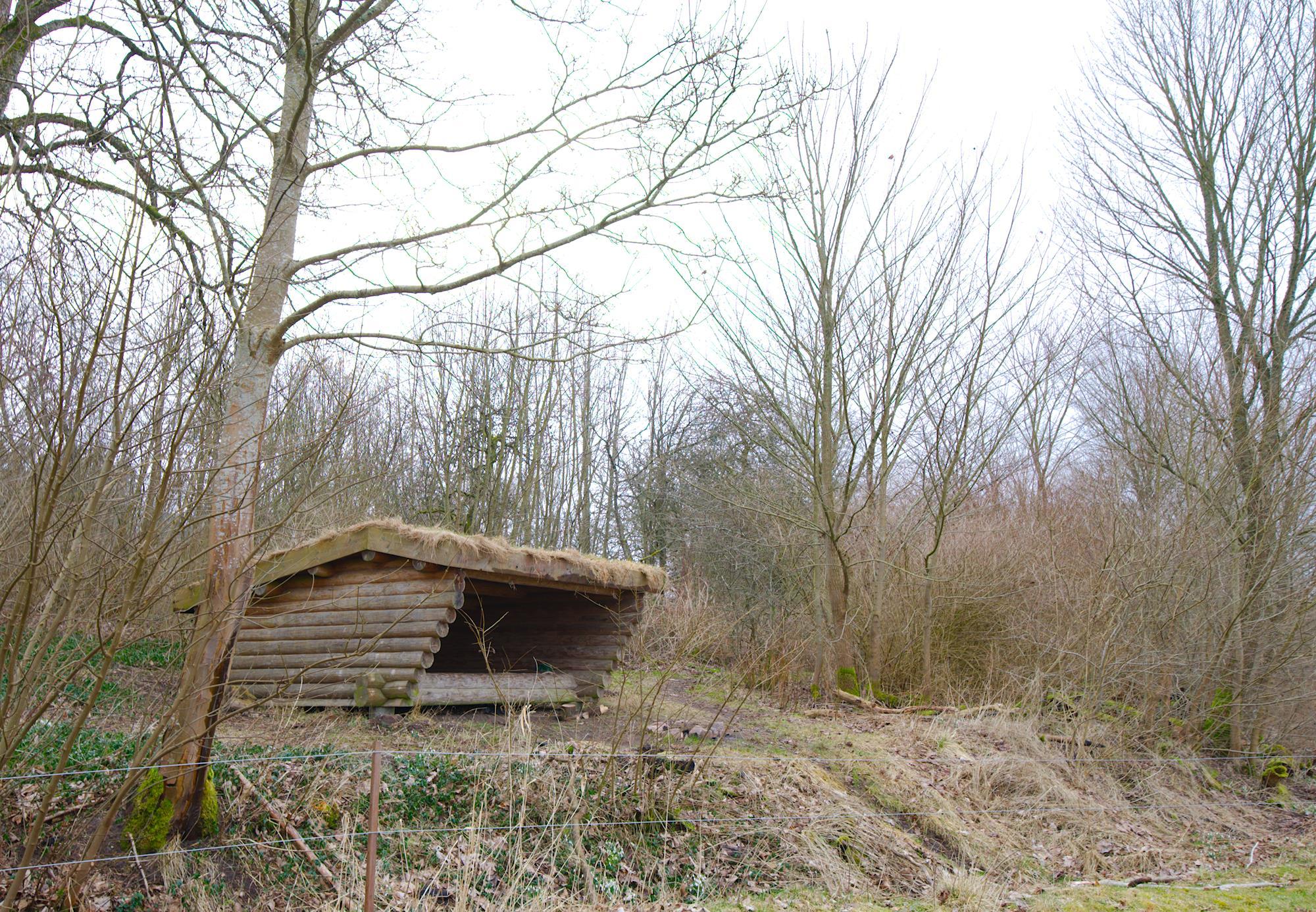 Shelter ved Klostermølle